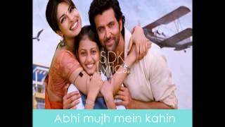 Abhi Mujh Mein Kahin (female version) ~ Agneepath
