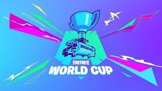 Fortnite World Cup - Week 1 Semi-Finals
