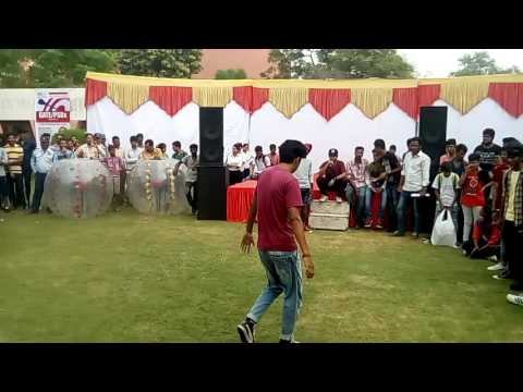 This gye stunned the audience at nit kurukshetra cultural fest