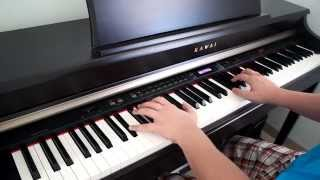 Christina Perri - HUMAN | Piano Cover by HanonVirtuoso (with Sheet + MIDI) [HD1080p] Kawai CN34