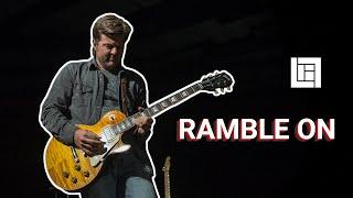 Ramble On (Led Zeppelin) | Lexington Lab Band