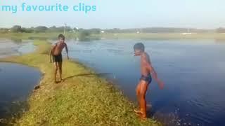 Desi WWE fight WhatsApp funny video