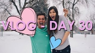 Gambar cover BABY GENDER REVEAL!! (1.29.14 - DAY 30)