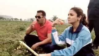 Sultan | Behind The Scenes | Salman Khan |Anuska Sharma | EID 2016