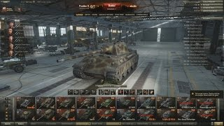 World of Tanks CZ (117.díl) -  Panther II