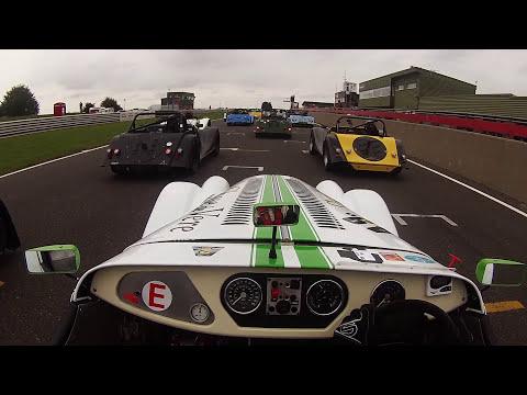 Morgan ---- Snetterton 200 circuit