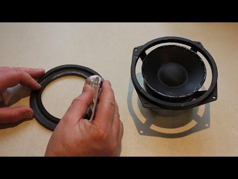 Image Result For Diy Speaker Foam Repaira