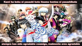 Tooi Nioi - YO KING [Sub Español - Romaji] (Opening 2 Gintama)
