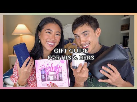 HOLIDAY GIFT GUIDE 2019 FOR HIS AND HERS! Under $25, Under $50 & $100+