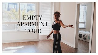 EMPTY APARTMENT TOUR!! | viviannnv