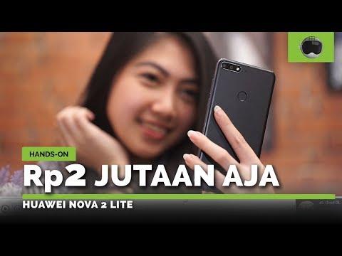 Hands-on Huawei Nova 2 Lite Indonesia