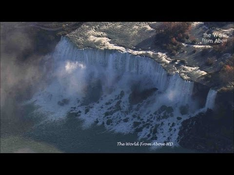New York State from Above - our best sights from Lake Champlain to Niagara Falls (HD)