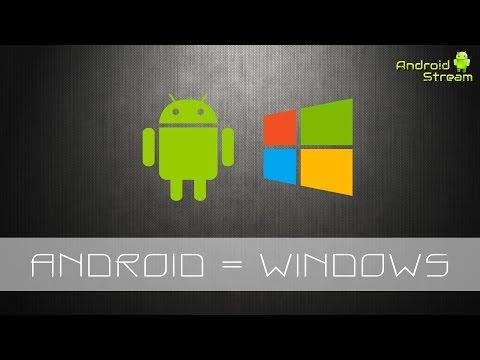 Как установить Android-приложение на Windows?