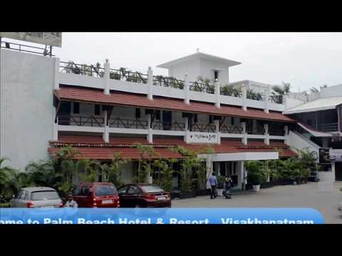 Book Palm Beach Hotel & Resort in Visakhapatnam with Class Accommodation.