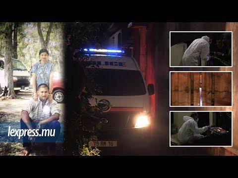 Flacq: une mère de famille poignardée à mort par son époux