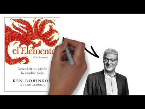 El Elemento (Ken Robinson) - Resumen Animado