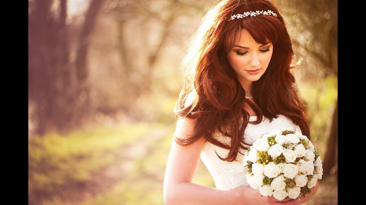 how to wear your hair down | wedding hair