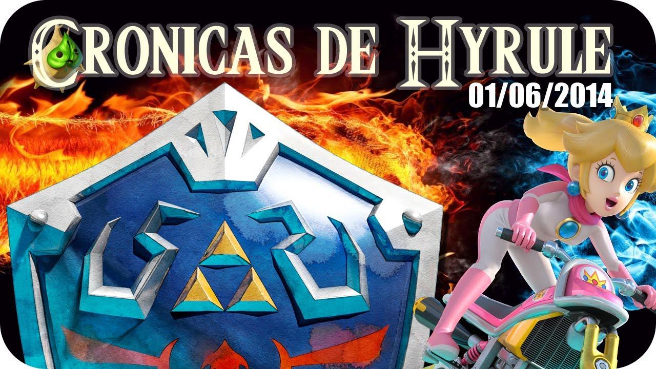 Crónicas de Hyrule (01/06/2014)
