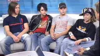 Скачать Tokio Hotel Interview 2005