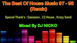 Classic house music (indo) the best of 97 - 98 (remix) tracklist : 01. dying inside to hold you 02. aku tak biasa 03. lemon tree 04. under bo...