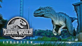 Jurassic World Evolution ★ Indominus Rex + Tornado ★ Live #05 ★ PC Gameplay Deutsch German