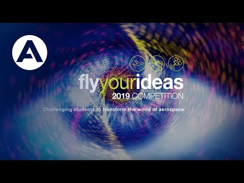 Airbus Fly Your Ideas 2019 Launch