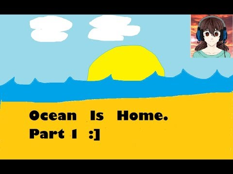 OCEAN IS HOME: Always on a plane...