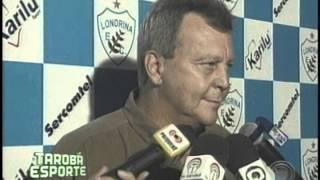 2004: Tubarão é rebaixado da série B do Brasileiro (20/05)