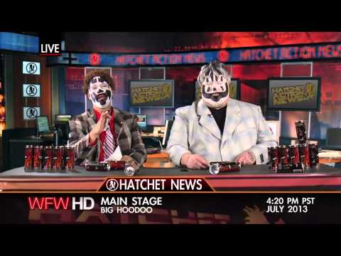 Weekly Freekly Weekly - Gathering of the Juggalos 2013 Infomercial