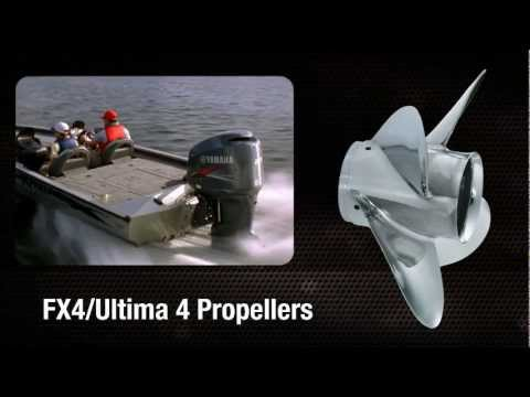 Turbo FX4 and Ultima4 propellers