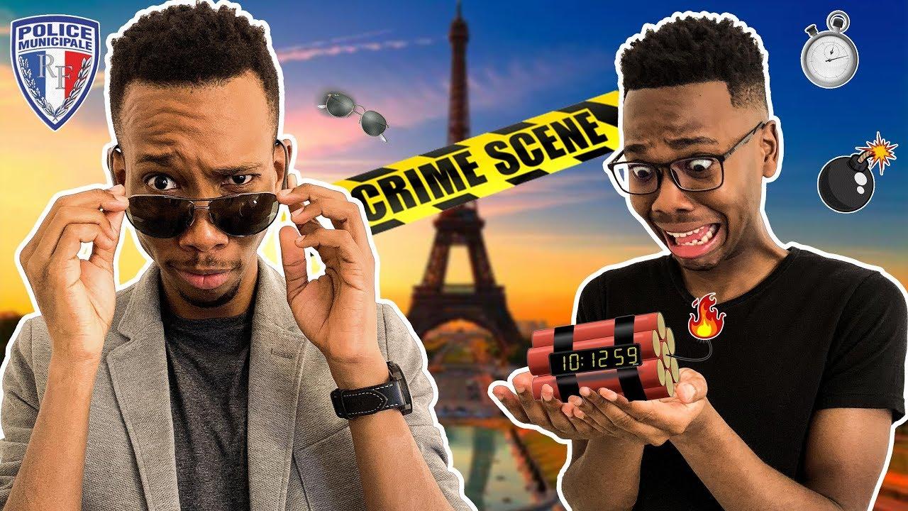 LES EXPERTS À PARIS - LES PARODIE BROS