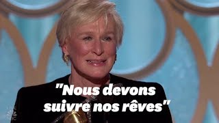 Baixar Glenn Close aux Golden Globes a volé la vedette à Lady Gaga