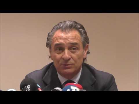 Valencia CF: Despedida de Cesare Prandelli como entrenador