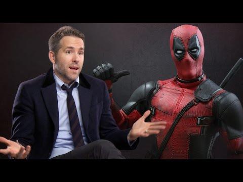 Deadpool / Райан Рейнольдс рассказывает о любимых фильмах, играх, музыке и... (Хит-лист №1)