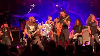 Metal Allegiance 2019: Aces High and The Trooper