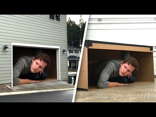 VLOG Making of 'Sleeping Giant' Illusion