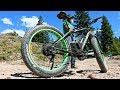 Off Grid Electric Bike!