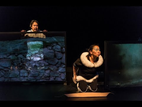 Qaggiavuut: Inuit Stories and Theatre