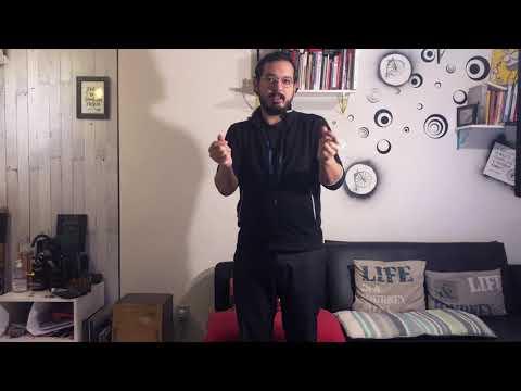 Percussão corporal Afoxé - Nível 2 - Música Aplicada à dança - Etec de Artes from YouTube · Duration:  1 minutes 14 seconds