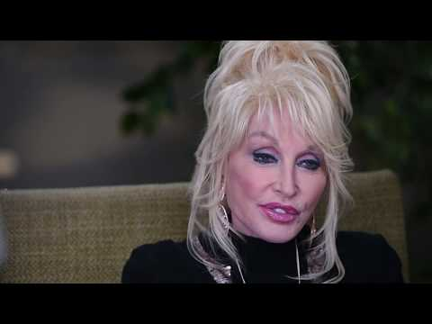 Dolly Parton explains her part in creating Dollywood's new Wildwood Grove