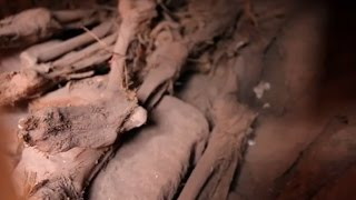 Mummified Corpses and Underground Churchs of Ethiopia - World