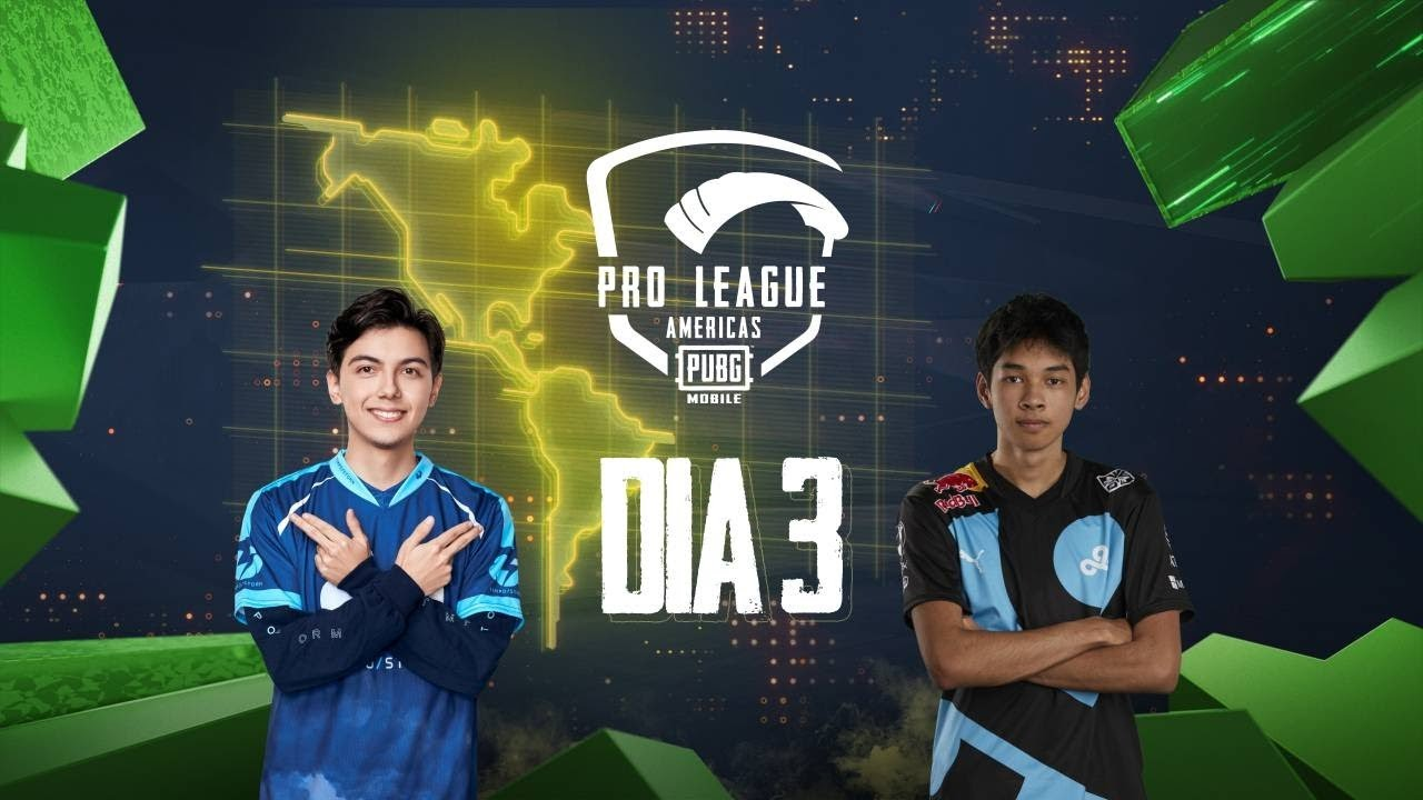[PT] PMPL Americas Temporada 2 Dia 3 | PUBG MOBILE Pro League 2020