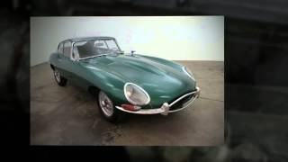 1967 Jaguar XKE Fixed Head Coupe For Sale!