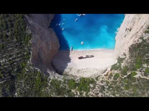 Dji Mavic Pro Greece - Video TEST FLIGHT 4k