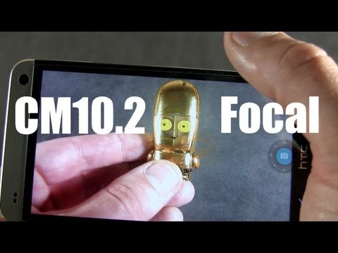 CyanogenMod 10.2 Android 4.3 - Focal Camera Demo
