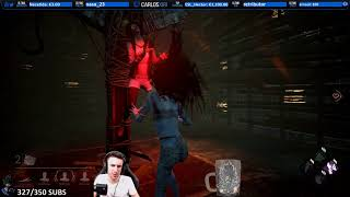 DEAD BY DAYLIGHT - TRITOTEM #SUBDAY