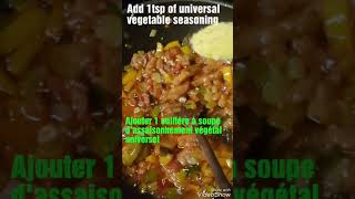 how to cook african beans