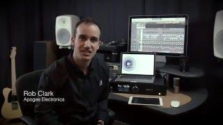 Rob Clark from Apogee Electronics talks us through the new Apogee S...