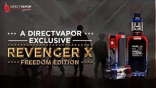 DirectVapor Exclusive: Vaporesso Revenger X Freedom Edition