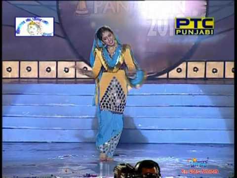 Harsimran Multani Miss Punjaban Spain Dance Miss World Punjaban 2016 episode 14